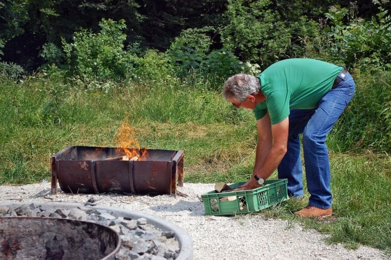 Klaus, der Feuermeister