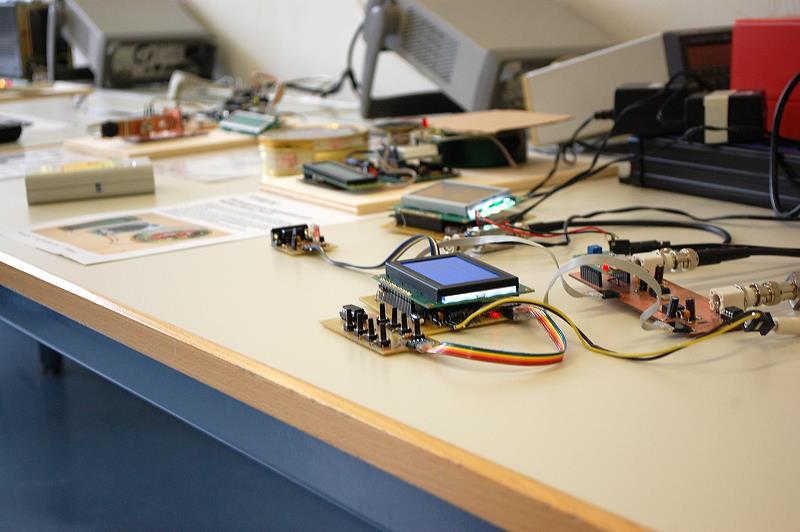 Unser Arduino-NWT
